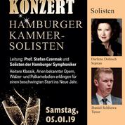 Konzert: Hamburger Kammersolisten